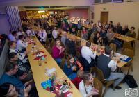 Volles Haus - Weihnachtsfeier SV Germania