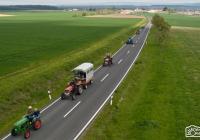 Traktorausflug der Feuerwehr Lülsfeld
