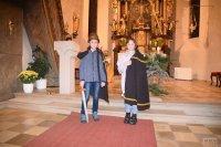 Martinszug begann in der St. Ägidius Kirche