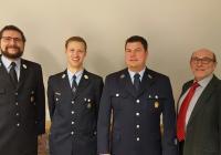 Jürgen Landauer neuer Feuerwehrkommandant in Lülsfeld